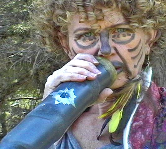 Didgeridoo Circular Breathing