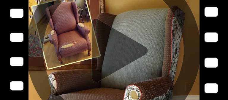 Easy Chair Upholstery