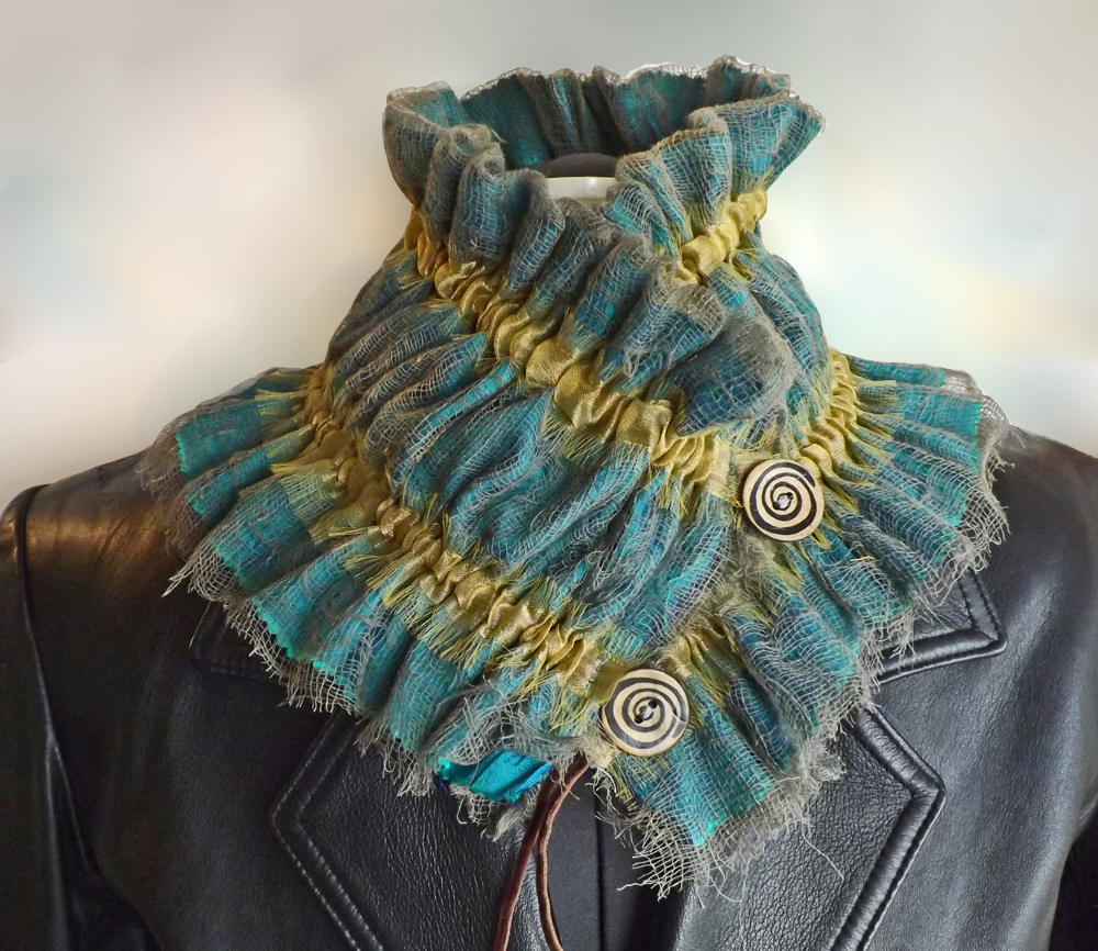 Easy Elegant Neck Wrap