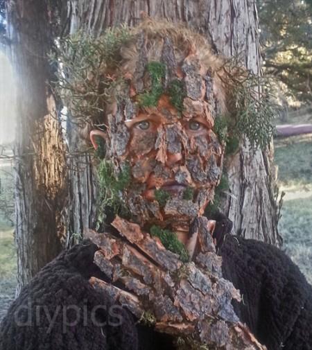 Maquiagem de camuflagem