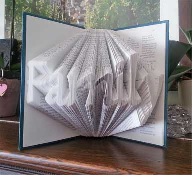 Folded Book Family