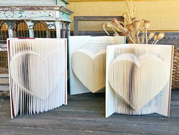 3 maneiras de padrão de um só coração