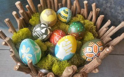 Ukrainian Easter Egg Activity