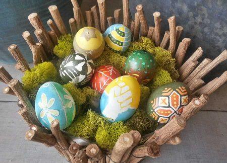 Ovos de Páscoa ucranianos